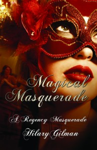 Magical Masquerade cover